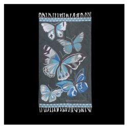 Butterfly Handmade Rug