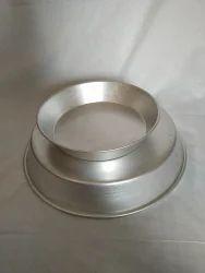 Silver Aluminium Parat
