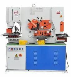 Automatic Hydraulic Iron Worker