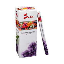 Heavenly Lavender Square Incense Sticks