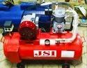 1.5 Hp 135 Lit Jsi Brand Elgi Model Air Compressor Iso 9001
