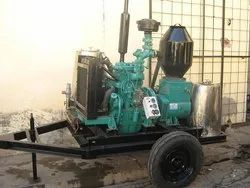 ESB-R05C - 5KW Portable Biomass Gasifier Without Canopy