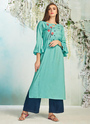Khadi Cotton Casual Wear Designer Kurtis