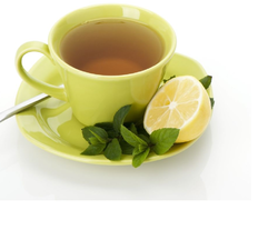 Whole  / Half Leaf Loose Lemon Green Tea