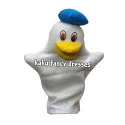 Donald Duck Puppet Dress