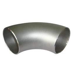 MS 45 Degree Butt Weld Elbow