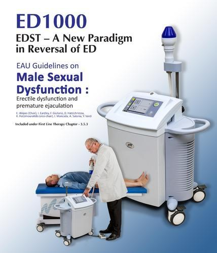 Shockwave Therapy Ed1000 Equipment
