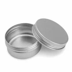 Cream Tin Box