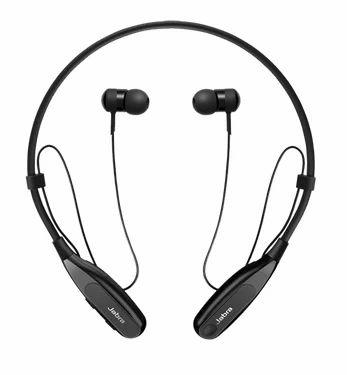 Jabra Halo Fusion Wireless Headset Black
