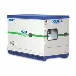 25 KVA Koel Green Diesel Generator, 20 Kw