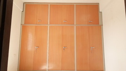 Metal Steel Wardrobes, For Home