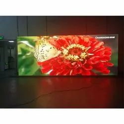 High Resolution Advertising LED Wall Panel