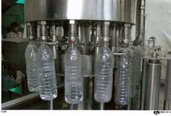 Packaged Drinking Water 250 ml Filling Machine