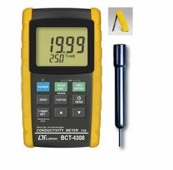 LUTRON - Conductivity Meters, TDS meters- BCT-4308, CD-4307SD, PCD-431, PCD-432, WA-2015, WA-2017SD