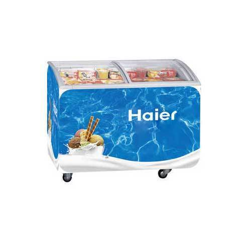 Haier Glass Top Deep Freezer Commercial Deep Freezer Aviyan