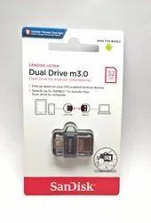 Sandisk 32 Gb Otg Pendrive 2.0-3.0