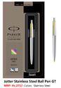 Parker Jotter Stainless Steel GT Ball Pen