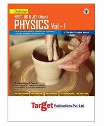 Challenger NEET - UG & JEE (Main) PHYSICS Volume - I Book