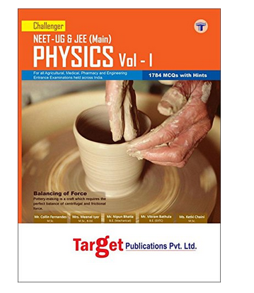 Challenger Neet Ug & Jee (main) Physics Volume I Book