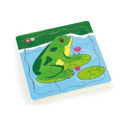 Grow Up Puzzle- Frog