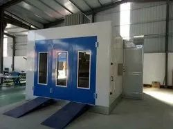 Car Paint Booth At Rs 350000 Piece Paint Booth Id