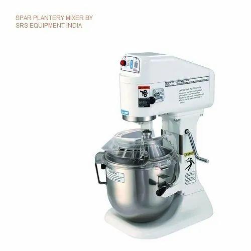 Spar Planetary Mixer