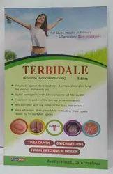 Terbinafine  Hydrochloride 250 MG  Tablet
