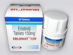 Erlonat 150 mg (Erlotinib Tablets)