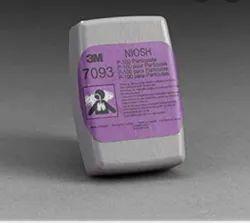3M Hepa Filter Cartridge 7093 For Mask