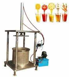 Hydraulic Juice Making Press