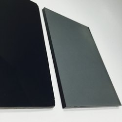 Ganesh Black Toughened Float Glass