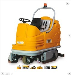 Diamond 100s Industrial Scrubber Driers