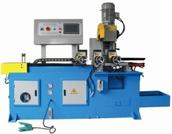 HSS Circular Sawing Pipe Cutting Machine