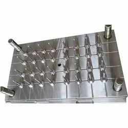 STANDARD Stainless Steel Plastic Blood Test Tube Mould