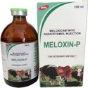 Meloxicam With Paracetamol Injection
