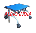 Albio CP Baby Crawler with Height Adjustment Fixed Upper Frame