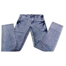 Elite Club Slim Fit Stretchable Denim Jeans, Waist Size: 30, Packaging Type: Packet