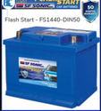 FS1440-DIN50 Sf Sonic Car Batteries