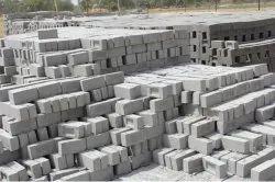8 Cement Fly Ash Bricks
