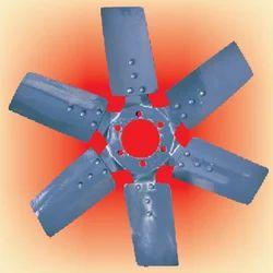 JCB radiator fan