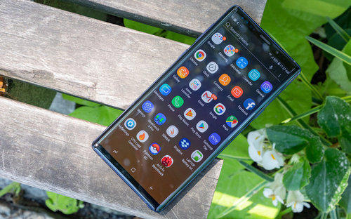 Samsung Galaxy Note9 256gb Original Kk Concept 4g Mobile