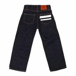 Black Kids Denim Jeans
