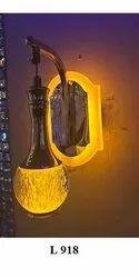L 918 LED Wall Light