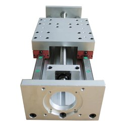 Sliding Table 150MM-1000MM Stroke. Heavy Load LM Rail HGR20 4 Pcs LM Block with Precision Ballscrew