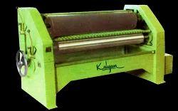 FOUR ROLLER GLUE SPREADER MACHINE