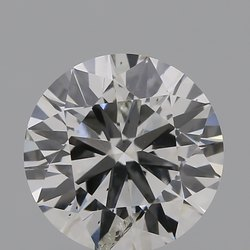 1.01ct Lab Grown Diamond CVD E VVS2 Round Brilliant Cut IGI Certified Stone