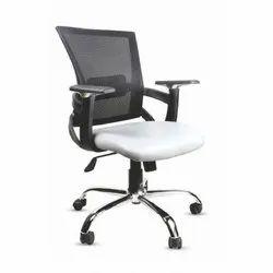 Bucket Net Revolving Computer Chairs