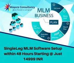 Single Leg MLM Software - Mayura Consultancy Services