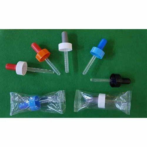 Plastic Medicine Dropper