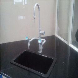 Laboratory Work Table Sink Unit